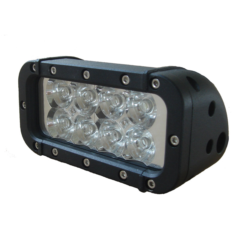 24W LED Mine Spec Worklight/Lightbar